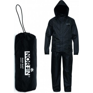 NORFIN RAIN. Обзор демисезонного костюма со 100% защитой от влаги