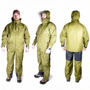NORFIN SHELL 2. Обзор мембранного костюма для рыбалки