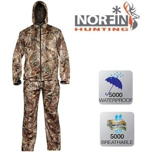 NORFIN HUNTING COMPACT PASSION. Обзор костюма для охоты с трехмерным камуфляжем