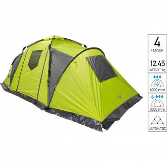 Палатка автоматическая 4-х мест. NORFIN SALMON 4 NF