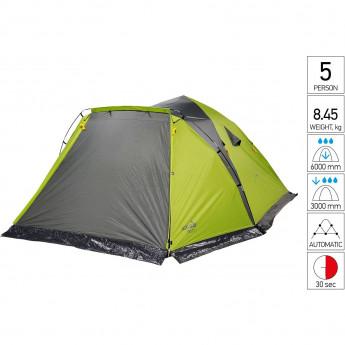 Палатка автоматическая 5-ти местная NORFIN TROUT 5 NF