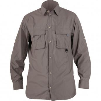 Рубашка NORFIN COOL LONG SLEEVES GRAY 01 р.S