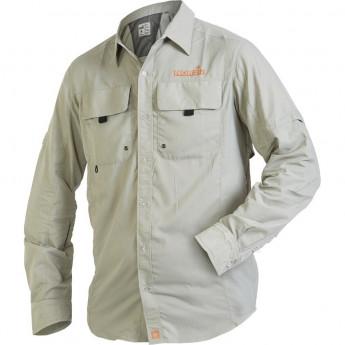 Рубашка NORFIN FOCUS GRAY 01 р.S