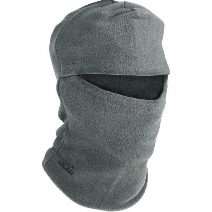 Шапка-маска NORFIN MASK GY р.XL флисовая 303338-XL