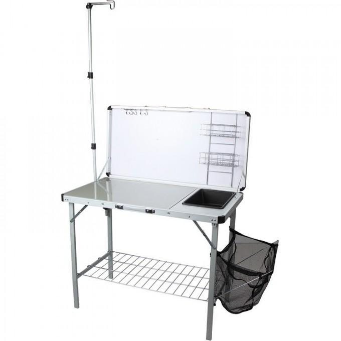 Стол-кухня складной NORFIN FEREN NFL с раковиной NFL-20405