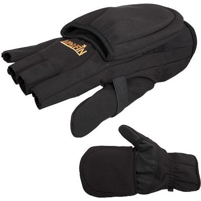Перчатки-варежки NORFIN SOFTSHELL флисовые р.L 703061-L