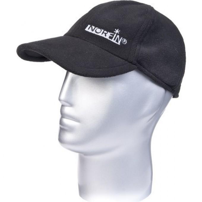 Шапка-бейсболка NORFIN FLEECE BLACK Р.l 302787-B-L